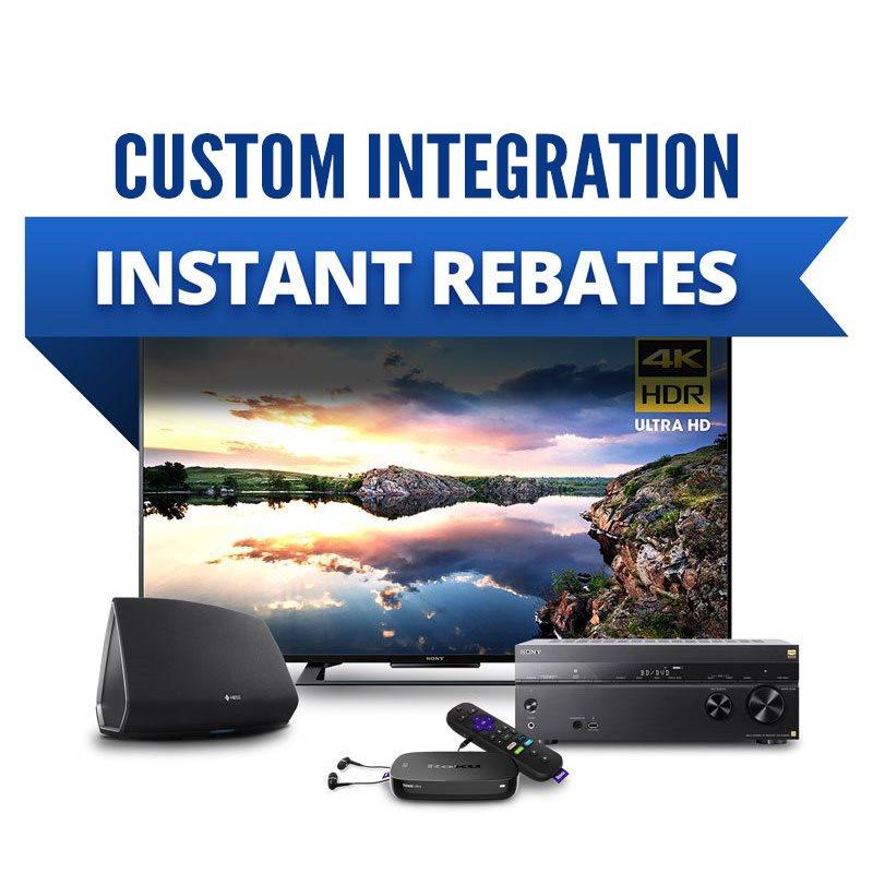 CI/CE Instant Rebates