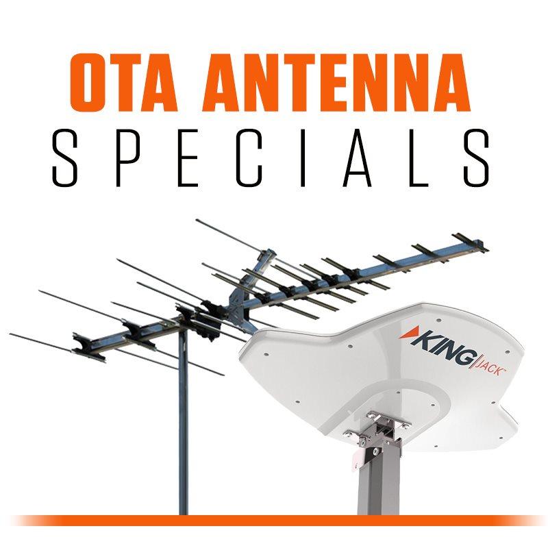 OTA Antenna Specials