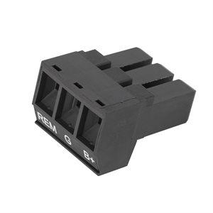 Rockford Power Plug for PBR300X1, PBR300X2, and PBR300X4