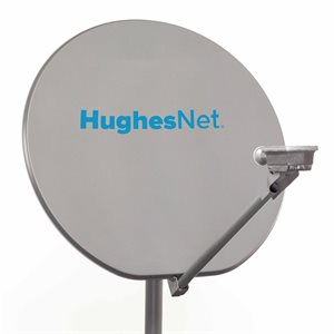 HughesNet .90m Antenna Reflector (box 1 / 2, 3 pk)