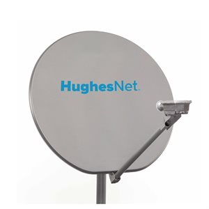 HughesNet .90m Antenna Backing Structure (box 2 / 2, 3 pk)