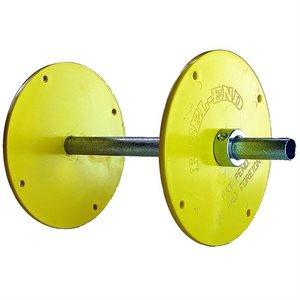 Rack-A-Tiers Reel-End Spool Repair