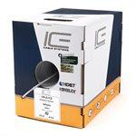 ICE 18 / 2CS 65-Strand Speaker Wire 1,000' Box (white)