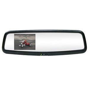 Rostra Slimline Mirror / CCD Color Camera System