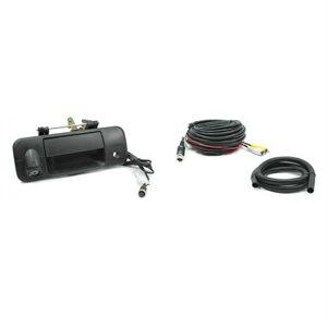 Rostra Tailgate Latch Handle Camera '07-'13 Toyota Tundra