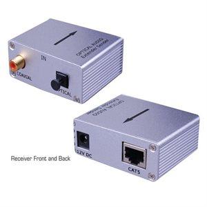 Vanco Digital Audio Over Cat 5e / Cat 6 Cable Extender