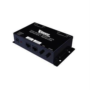Vanco 4-Zone VGA+Audio over Cat5e / Cat6 - Receiver Only