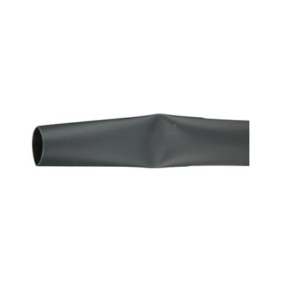 "Install Bay 1 / 8""x100' Roll 3M Heat Shrink Tubing (black)"
