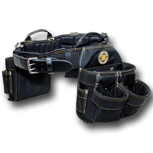 Rack-A-Tiers Electrician Bag / Belt Combo - Large