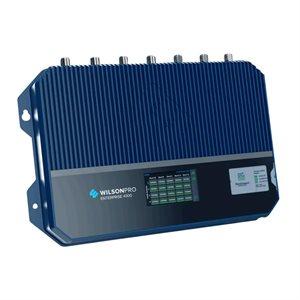 WilsonPro Enterprise 4300(Kit Includes 50 Ohm Wall Mount Amp, 500ft Wilson Plenum Orange Cable)