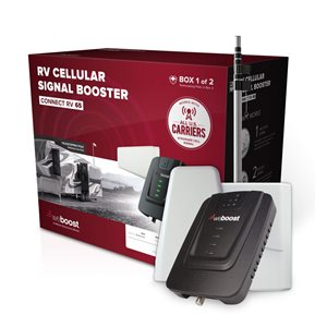 WilsonPro Connect RV 65db Cell Phone Booster Kit