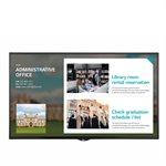 """LG Commercial 55"""" 1080p LED Digital SuperSign Display"""