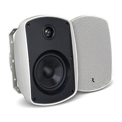 "Russound 4"" Outdoor 2-Way Loudspeakers (white, pair)"