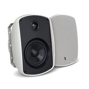 "Russound 4"" 5 Series Outdoor Speaker MARK 2 (pair)(white)"