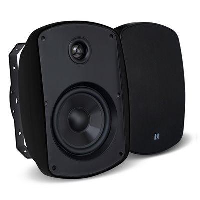 """Russound 5.25"""" 5 Series Outdoor Speaker MARK 2(pair)(black)"""
