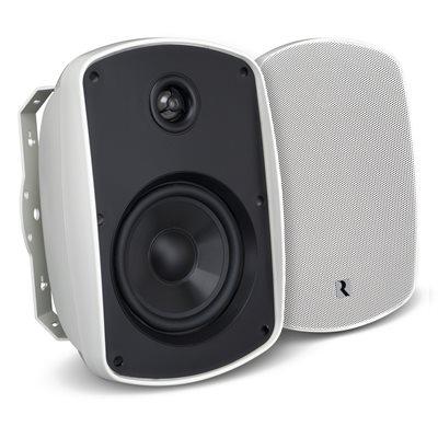"""Russound 5.25"""" 5 Series Outdoor Speaker MARK 2 (pair)(white)"""