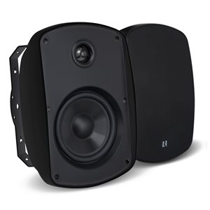 "Russound 6.5"" 5 Series Outdoor Speaker MARK 2 (pair)(black)"