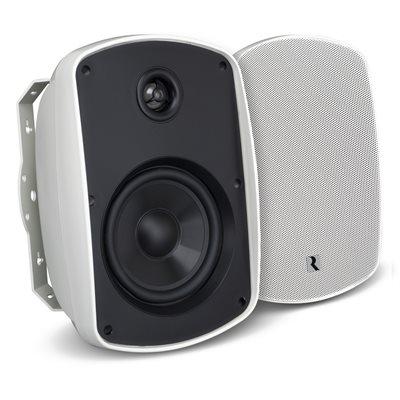 """Russound 6.5"""" 5 Series Outdoor Speaker MARK 2 (pair)(white)"""