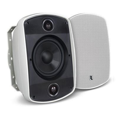 "Russound 6.5"" Outdoor Stereo Loudspeaker (white, single)"