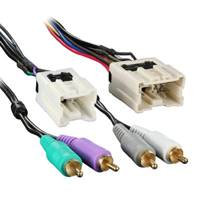 Metra 1995-2006 Nissan Amplifier Integration Harness