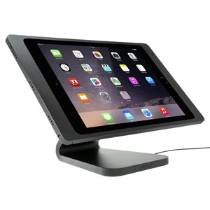 """IPORT LUXE Kiosk System for iPad 10.2""""(7th or 8th gen) - Black"""