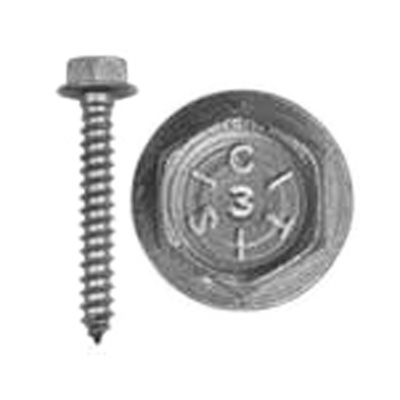 "Custom Tool Supply 5 / 16""x2"" Lag Bolt (100 pk)"