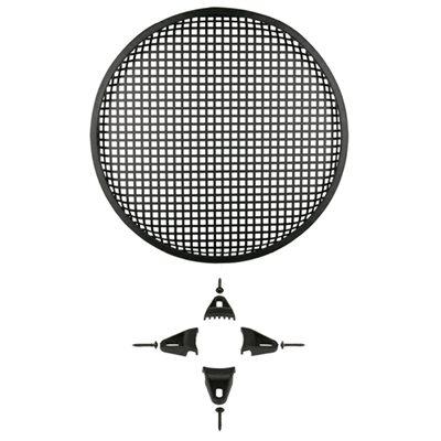 "Metra 12"" Steel Speaker Waffle Grille with Hardware (single)"