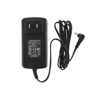 WilsonPro 12V / 3A AC / DC Wall Outlet Power Supply