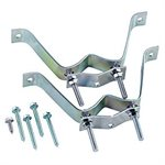 "Channel Master 3"" Heavy-Duty Wall Mount (pair)"