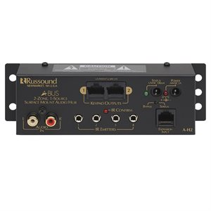 Russound 2-Zone Single Source Surface Mount Hub