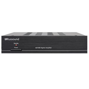 Russound A-Series Half-Rack Digital 2-Channel Amp