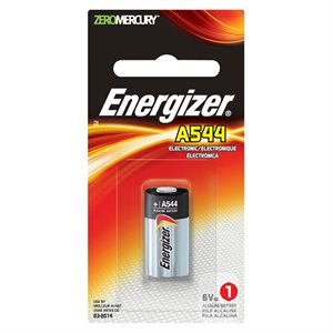 Energizer Zero Mercury 6V Photo Battery