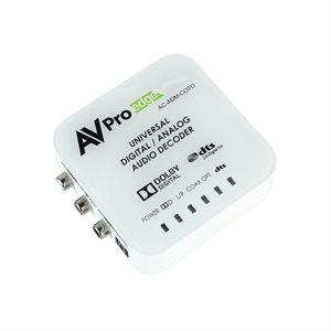 AVPro AC Universal Digital  /  Analog Downmixer - Dolby Digita