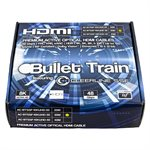 AVPro Bullet Train Active Optical HDMI 10K 48Gbps 30M 98.4ft