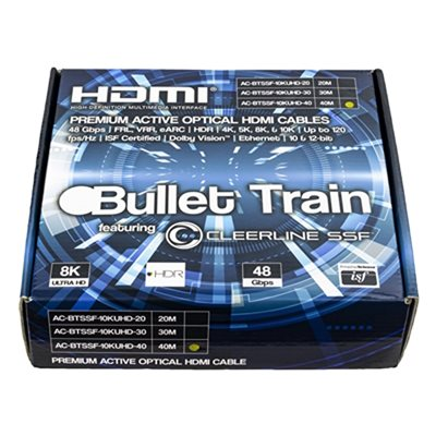 AVPro Active Optical HDMI 10K 48Gbps 40M 131.2ft