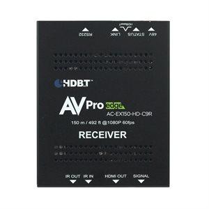 AVPro Edge Cloud9 150M HDBaseT Rx w /  AIMS