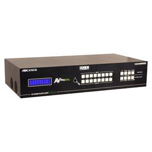 AVPro Edge 18Gbps True 4K60 4:4:4, 8x8 Matrix (AC-MX88-AUHD-HDBT-PLUS)