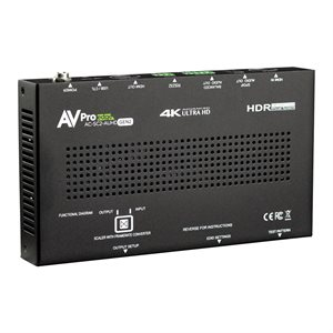 AVPro Edge 18Gbps Signal Manager, Up / Down Scaler, EDID Manag