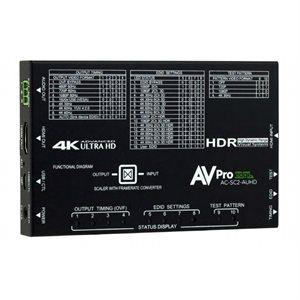 AVPro Edge 4K60 (4:4:4) Up-Down Scaler  /  EDID Fixer