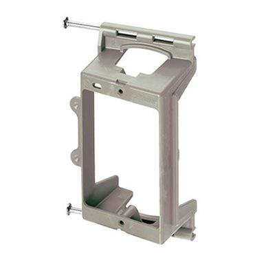 On-Q 1-Gang Nail-On Low-Voltage Bracket