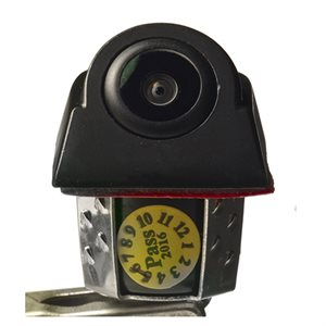 Audiovox Universal Mount Back-up Camera with Vertical Image Mirroring