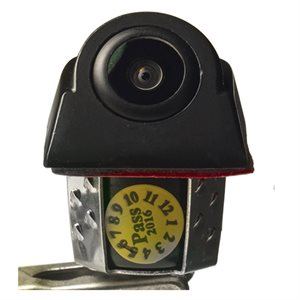 Audiovox Universal Mount Back-up Camera with Dynamic Parking Lines