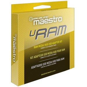 iDatalink uRAM Media Hub USB Port Adapter Kit