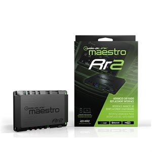 iDatalink Maestro RR2 - Universal Radio Replacement and Steering Wheel Interface