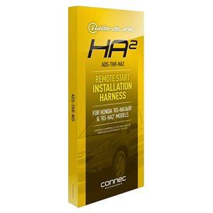 CompuStar HA2 Installation T-Harness Works w / DC3 Only