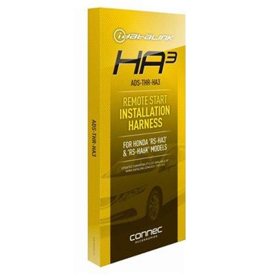 CompuStar HA3 Installation T-Harness Works w / HCF Only