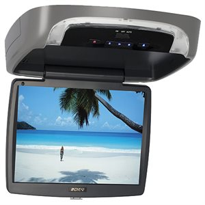 """Advent 10.1"""" HD Digital Monitor with Built-In DVD Player"""