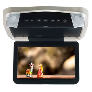 """Advent 10.1"""" Hi-Def Overhead Monitors with Integrated DVD Players"""