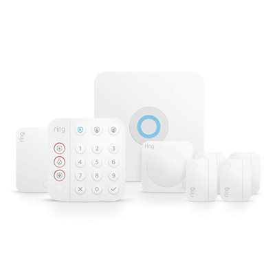 RING Alarm Kit V2 700 Series (8 piece kit) - Standard