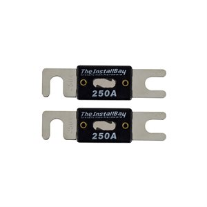 Install Bay 250 Amps ANL Fuses (10 pk)